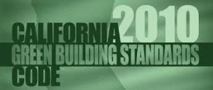 California Green Building Standards