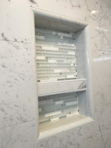 Need More Storage In Your Shower Or Tub Surround Intall A Recessed Niche Kitchenbathpaloalto Com